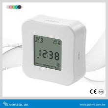 New Goods Calendar Alarm Colorful LED Digital Auto Flip Clock With Timer Temperature