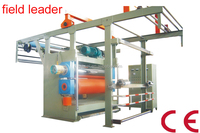 two rollers oil surface calender/calendar machine