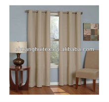 2014 New Eclipse Microfiber Grommet Blackout Energy-Efficient hotel Curtains