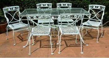 Salterini Mt Vernon Dining Set