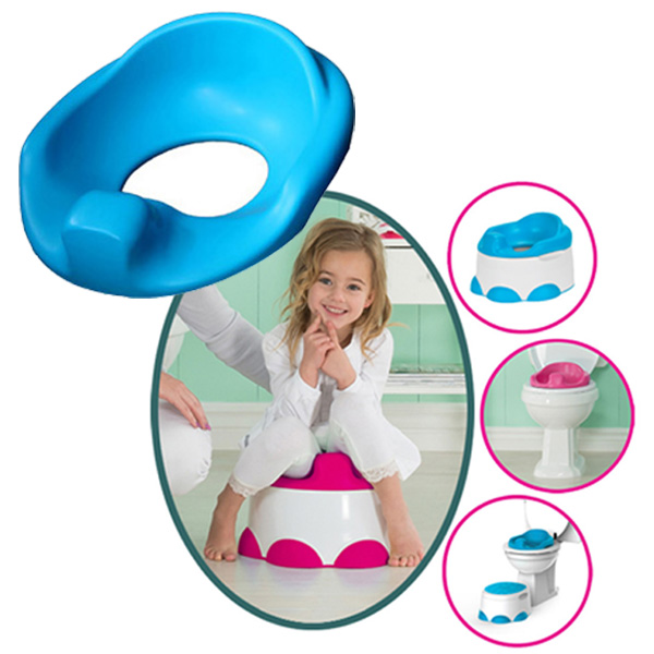 PU child memory foam toilet seat