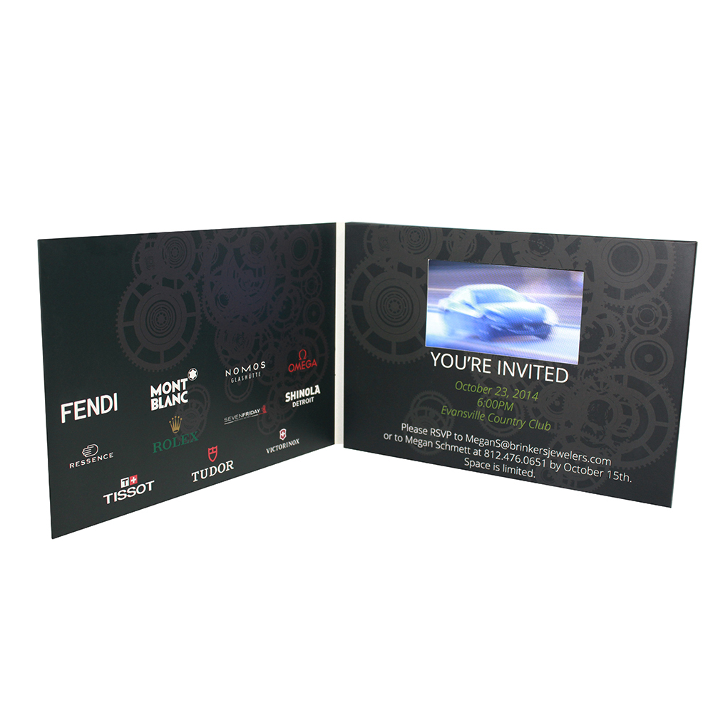Guangzhou Sz Video Greeting Card Components Lcd 43 To 10 Inch