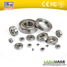 chinese 6000zz to 6205zz series Deep groove ball bearing for motorcycle