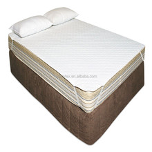 Adults Age Group and Polyester / Cotton Material waterproof mattress protector