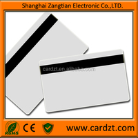 plastic magnetic card for hotel ID OEM