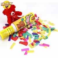 Great Values party decorating supplies toy grenade party poppers hand held confetti cannon