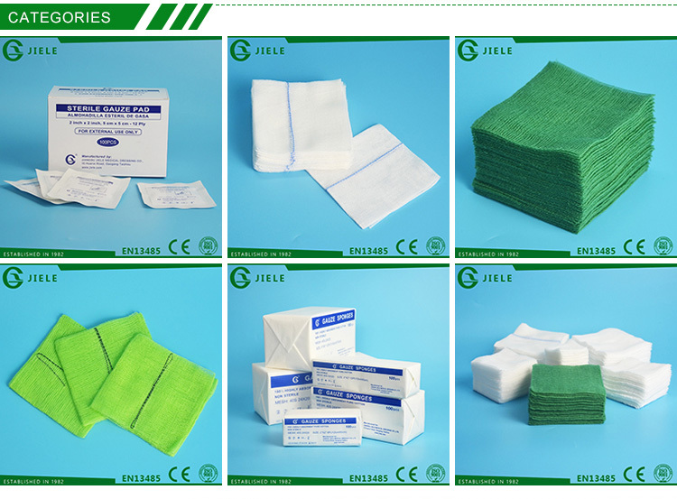 would care dressing cotton non sterile gauze pad