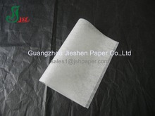Wholesale decorative moisture proof colored wax paper for candy wrapping