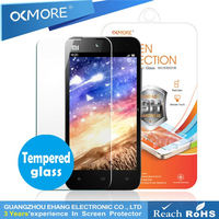 Phone accessory tempered glass screen protector for samsung w689