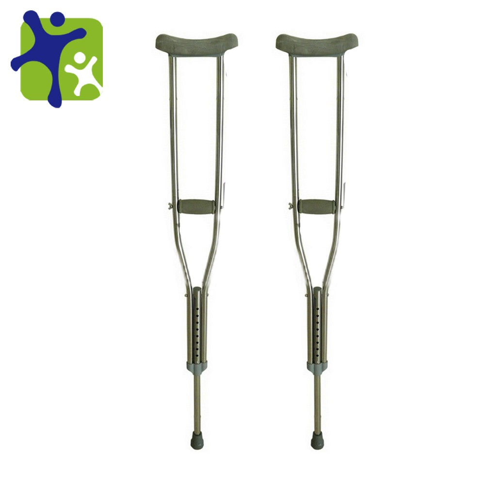 Adjustable Aluminum Crutches