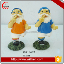 Mini football gnome promtion gifts