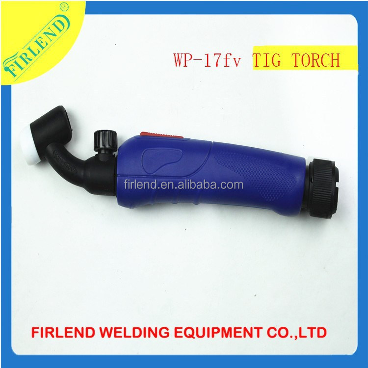 WP-17 Gas cooled TIG welding torch Head