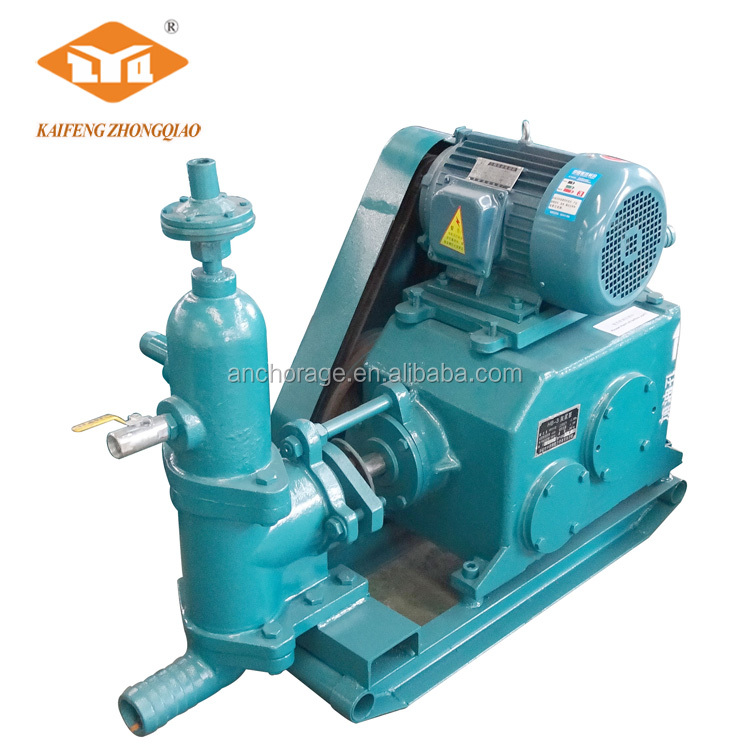 Prestressed Concrete Electric Hydraulic Mortar Grout Pump from Manufacturer