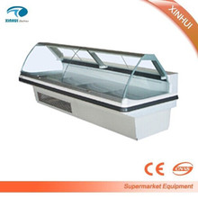High quality Restaurant,Hotel,Supermarket Using Refrigerated Display Counters/commercial Freezer/refrigerated Cabinet