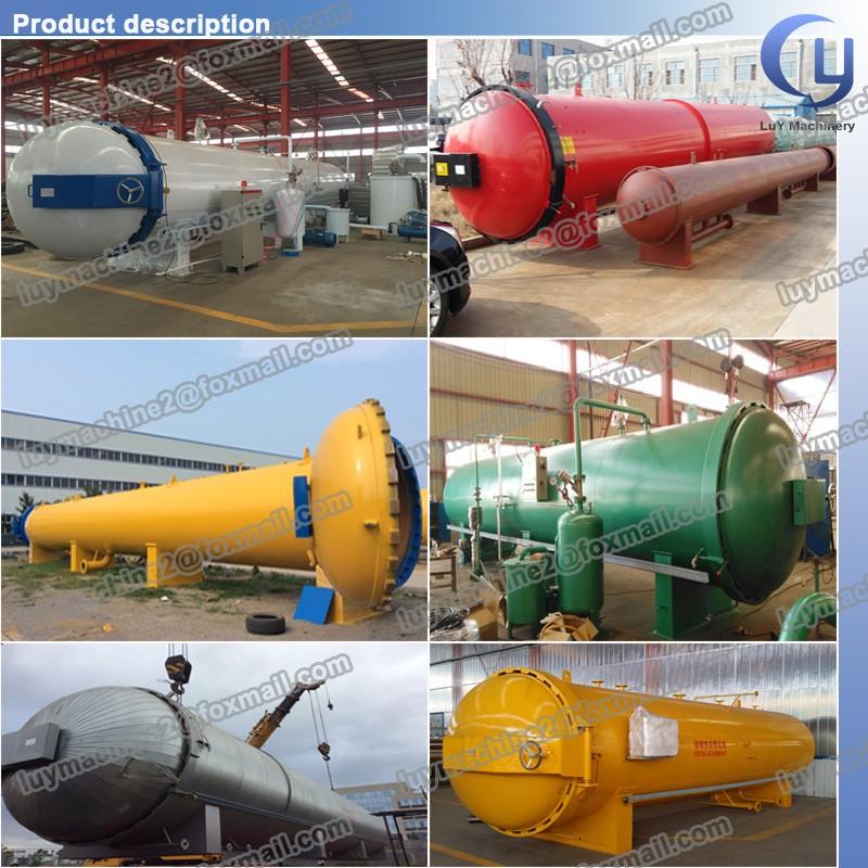 Automatic Control Pressure Impregnation Chemical Wood