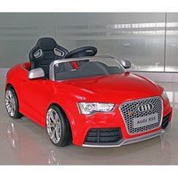 2015 Newest 12volt kids electric car ride on Audi car with license