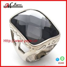 R2498 2013 Fashionable Focus Square Ring For Men