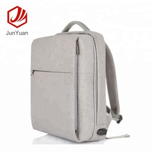 Junyuan Wholesale China Manufacturing Quality Laptop Backpack Bag With USB  Charging 36527ce75b21f