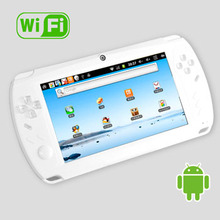 AS-930 7inch Android 4.0 Smart Game Console Portable Game Console