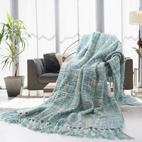 wholesale hand knitting baby girls winter warm fashion acrylic poncho shawl with tassels
