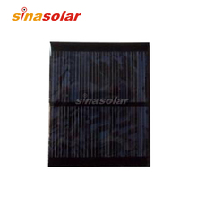 5V 140mA Polycrystalline Mini Epoxy Resin Solar Panel