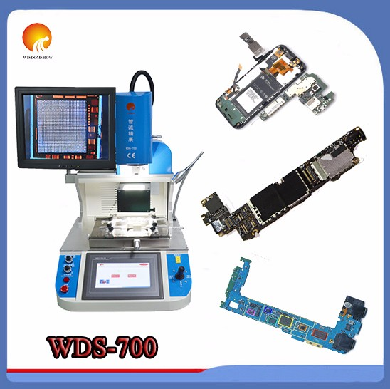 Wholesale auto bga rework station WDS-700 cell phone repair machine tools for CPU <strong>U2</strong> removal