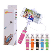 Wholesale Flexible Portable Mini Monopod Selfie