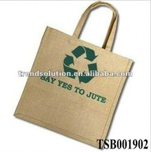 hot sale fashion promotional jute sack