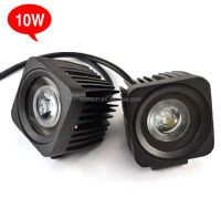 2014 new products 10w 67 quad bike work light led work lamp for quad atv