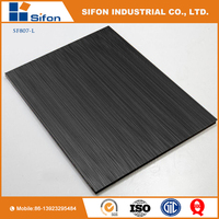 Decorative Building Material Lightweight Non-Combustible Aluminum Composite Panel