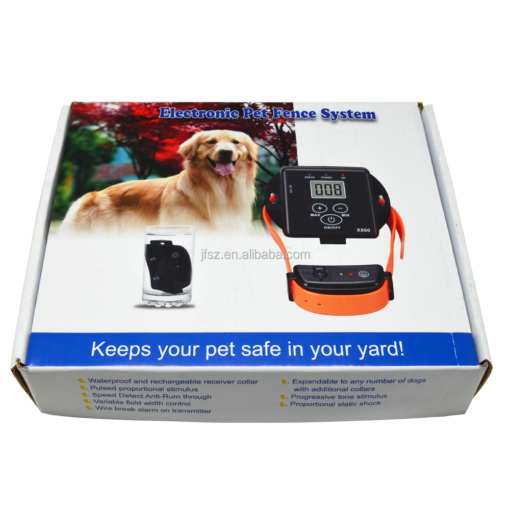 New arrivall Best quality Dog Products Electronic Pet Fencing System JF-X800