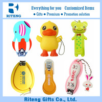High Quality Cartoon Mini Nail Clipper For Promotion