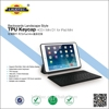 New arrival Luxury Leather case for iPad air with wireless bluetooth keyboard