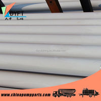 st52 concrete pump weld pipe for construction machinery