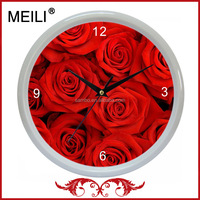 Wholesale Wall Clock For Weddings Decoration