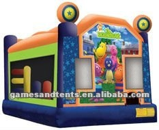 Backyardigans Combo C4 inflatables A2035