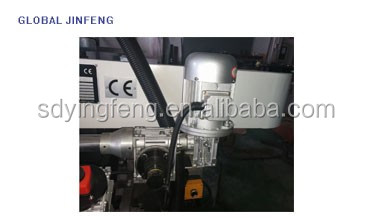 11 engines Min 25x25mm mosaic glass straight line beveling and polishing processing machinery