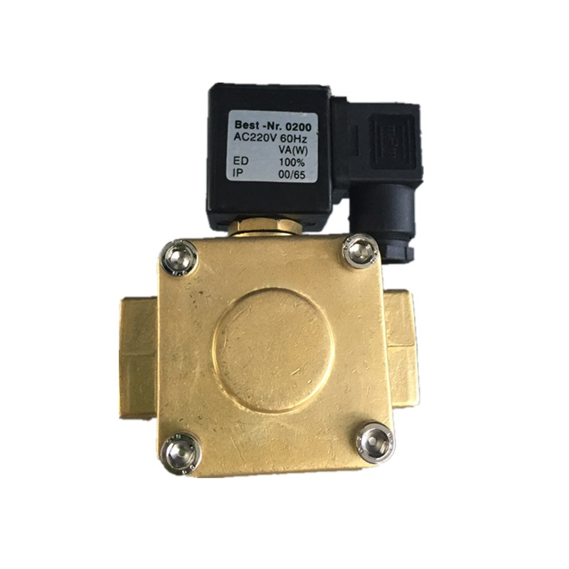 Normally Close/Open 0927 0955 Series 16 Bar Pilot Operated Solenoid Valve HS Code