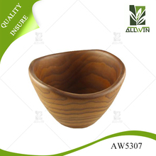 High Demand Wholesale Custom Small Salad Acacia wooden bowl