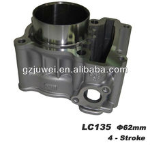 Hot sell Ceramic motorcycle cylinder for LC135