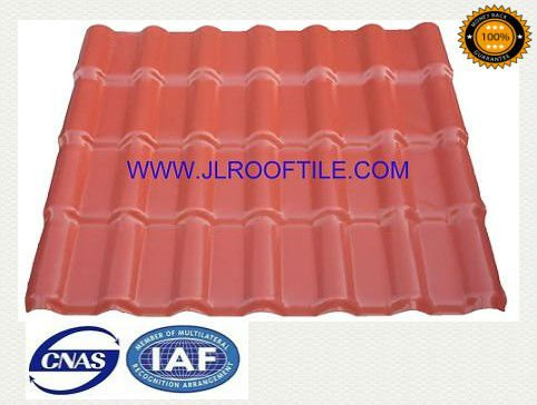 plastic roof tile terracotta/spanish tile roof