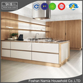 modern style simple design customized home furniture italian wooden kitchen cabinet