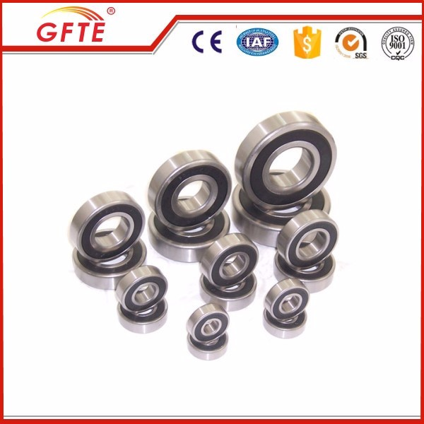 High quality deep groove ball bearing 6301-2rs, 6301 for sale