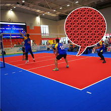 Tot Selling Removable Portable Tennis Court Sports Flooring