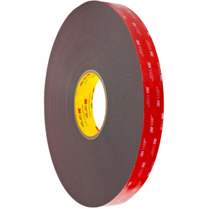 3M 5952 VHB Double Sided Foam Adhesive Tape 5952 Grey Automotive Mounting Very High Bond Strong Industrial Grade