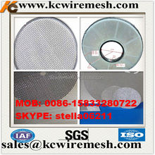 Factory!!!! Low!!!!! Kangchen Microns Porous SUS304 316L SS Sintered Stainless Steel Filter Disc