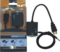 New product HDMI to VGA cable in audio & video cables