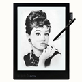 "China the best ereader 13.3"" large size dual mode ebook reader & e ink display"
