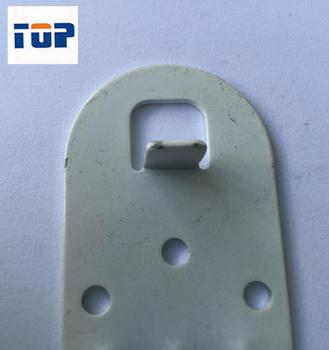 stamping curtain holder part