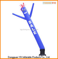 hot sale advertising inflatable tube man air dancer for promotion